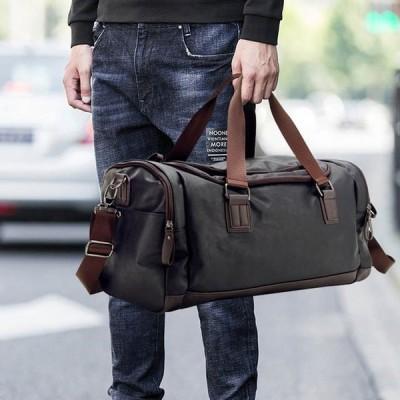 ボストンバッグ メンズ SCIONE 海外ブランド 高級 レザー ヴィンテージ 選べる3色 ビジネス 旅行 ダッフルバッグ