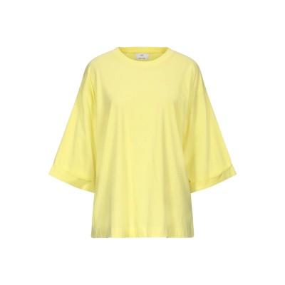 アリュード ALLUDE T シャツ ビタミングリーン L コットン 100% T シャツ