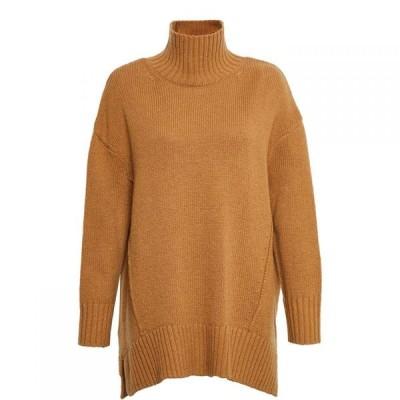 フレンチコネクション French Connection レディース ニット・セーター トップス Super Soft Wool Cashmere Jumper Brown