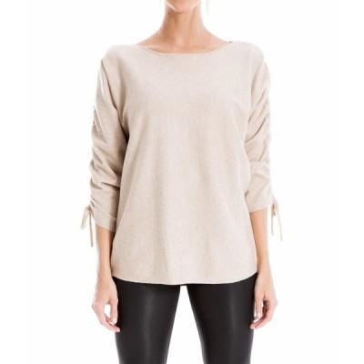 マックススタジオ ニット&セーター アウター レディース Sweater Heather Oatmeal