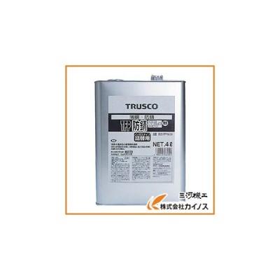 TRUSCO TFP防錆剤 無色 4L ECO-TFP-M-C4