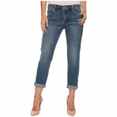 ラッキーブランド Lucky Brand レディース ジーンズ・デニム ボーイフレンドデニム Sienna Slim Boyfriend Jeans in Azure Bay Clean Azu