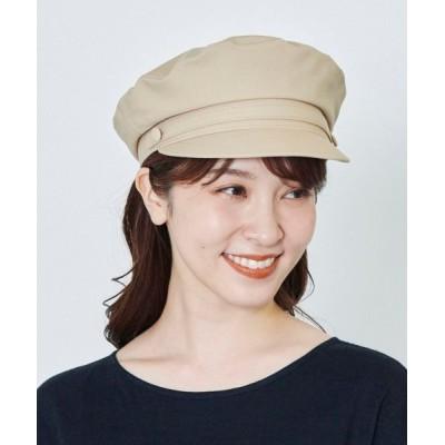 帽子 キャスケット 【OVERRIDE】Gabardine Marin Cas / 【オーバーライド】マリンキャス