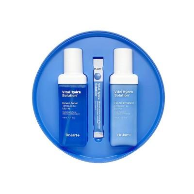 Dr.Jartバイタルハイドラソリューションスキンケアデュオセット / 韓国の有名化粧品ブランドの人気化粧品セットスキンケア水分補給肌の保湿