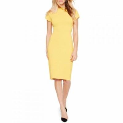 ダンセル Damsel in a Dress レディース ワンピース ワンピース・ドレス Mandy Ripple Dress Yellow