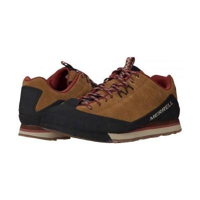 Merrell メレル メンズ 男性用 シューズ 靴 ブーツ ハイキング トレッキング Catalyst Suede - Butternut