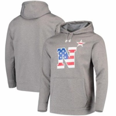 Under Armour アンダー アーマー スポーツ用品  Under Armour Navy Midshipmen Gray Americana School Logo Tech Performa