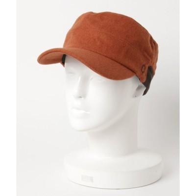 帽子 キャップ 【クレ】ウール リブ ワーク キャップ/WL RIB WORK CAP