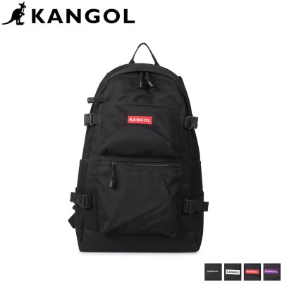 カンゴール KANGOL リュック バッグ バックパック メンズ レディース 23L HELLO D BAG 250-1250 [4/9 新入荷]