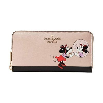 Kate Spade New York X Minnie Mouse Slim Continental Wallet