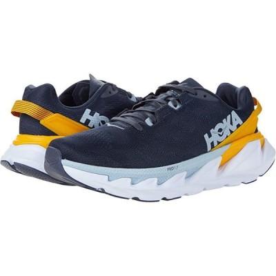 Hoka One One Elevon 2 メンズ スニーカー 靴 シューズ Ombre Blue/Saffron