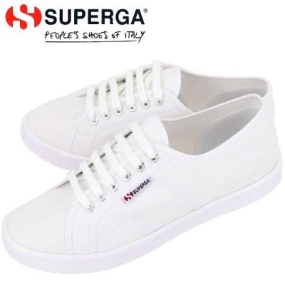 スペルガ SUPERGA Asia SMU スーパーライト キャンバススニーカー ナンバー入り S00AL60 2750 COT U SULIPON SUPERLIGHT (ホワイト)