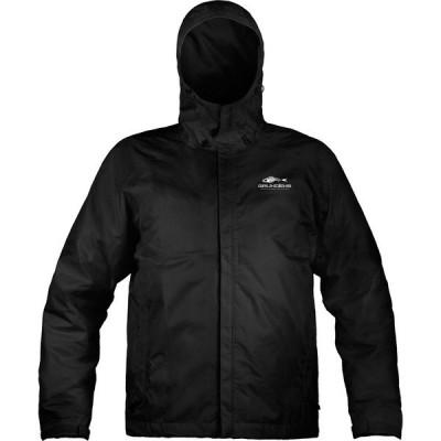 グランデンズ ジャケット&ブルゾン アウター メンズ Grundns Men's Weather Watch Full Zip Jacket Black