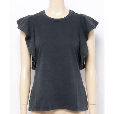 tシャツ Tシャツ LARA RUFFLE CAMI | ララ ラッフル キャミ