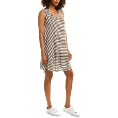 ラフィ ワンピース トップス レディース Raffi Linen Shift Dress mocha