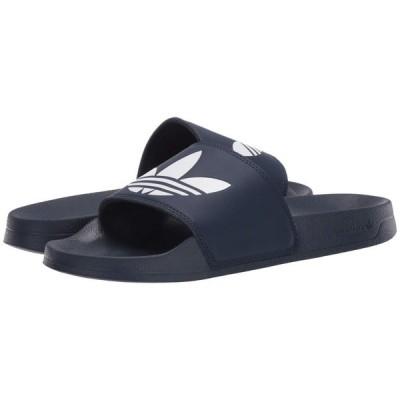 アディダス adidas メンズ サンダル シューズ・靴 Adilette Lite Collegiate Navy/Footwear White/Collegiate Navy