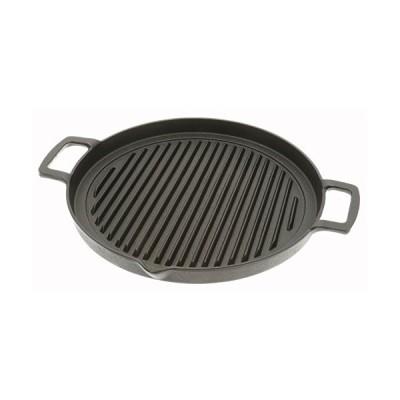 岩中 キャスト 製 の グリル 、 黒 カルビ 鍋