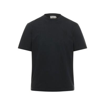 メゾンキツネ MAISON KITSUNÉ T シャツ ブラック S コットン 100% T シャツ