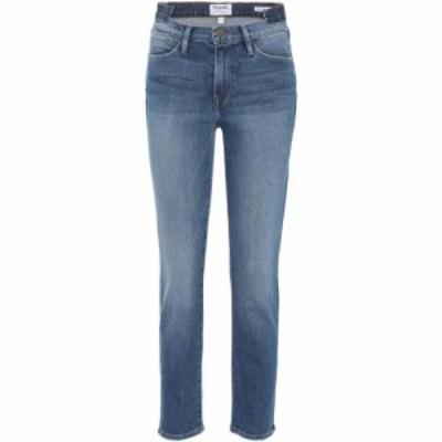 フレーム Frame レディース ジーンズ・デニム ボトムス・パンツ Le High skinny jeans Jupi