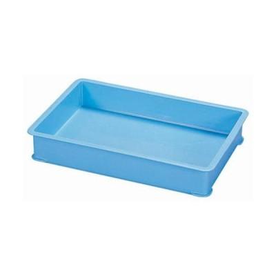 サンコー PPカラー番重  A型ブルー  番重