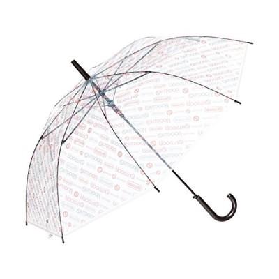 アウトドアプロダクツ ビニール傘 斜めストライプ 60cm 長傘 10001053 パープル 日本 (親骨の長さ) (日本サイズM相当)