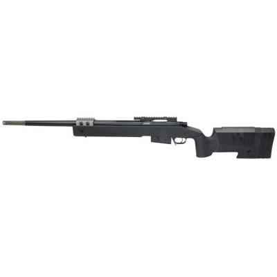【B品エアコキ】S&T M40A5 エアーコッキング ライフル BK【注意※掲載画像は通常版となり実際のB品画像ではありません】