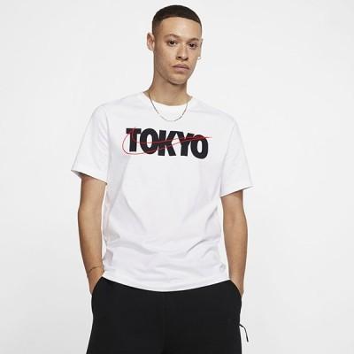 【P10倍+お得クーポン】ナイキ メンズ Tシャツ TOKYO CITY 半袖シャツ CK0578 100