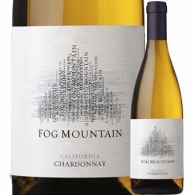 ワイン 白ワイン フォグ・マウンテン・シャルドネ ジャン・クロード・ボワセ 2019年 アメリカ カリフォルニア 辛口 750ml