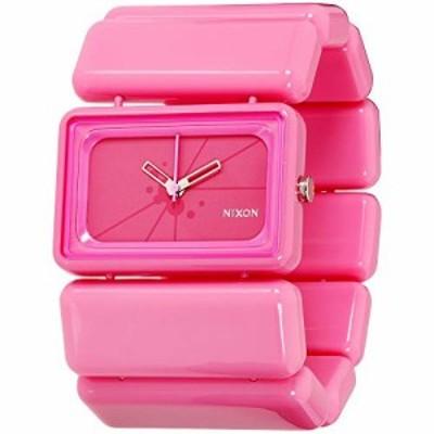 腕時計 ニクソン アメリカ Nixon Women's 'Vega' Quartz Stainless Steel and Polyurethane Casual Watch,
