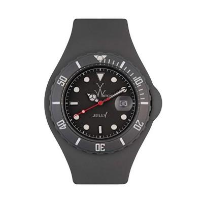 ToyWatch Jelly JY21GU Rubber Case Rubber Mineral Women's Quartz Watch 並行輸入品
