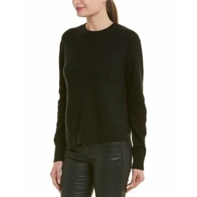 Vince ヴィンス ファッション トップス Vince Asymmetric Cashmere Sweater