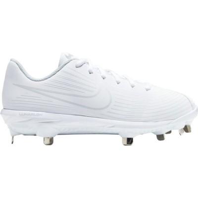ナイキ Nike レディース 野球 シューズ・靴 Lunar Hyperdiamond 3 Varsity White/White