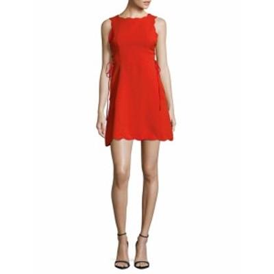 フューモーダ レディース ワンピース Side Lace Mini Dress