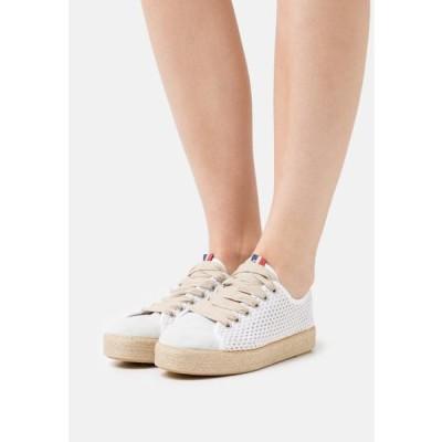 レディース 靴 シューズ TAMYLIE - Casual lace-ups - blanc