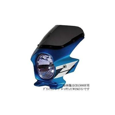 N PROJECT 23139 BLUSTERIICB400SF Revo グリントウェーブBLメタリック