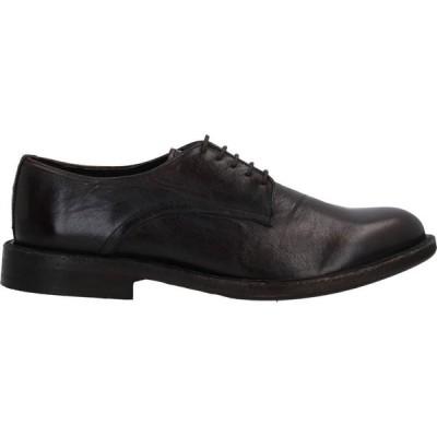 マレキアーロ 1962 MARECHIARO 1962 メンズ 革靴・ビジネスシューズ シューズ・靴 Laced Shoes Dark brown