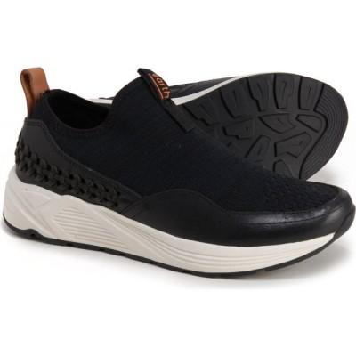 カルソーアースシューズ Earth レディース スニーカー シューズ・靴 journey ramble sneakers Black