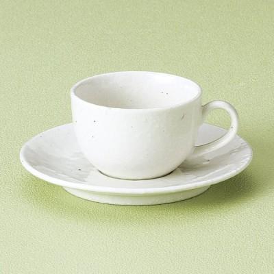 陶雅 洋風粉引 兼用碗皿セット