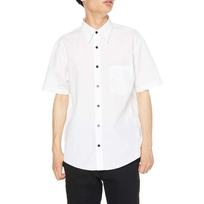[アルベ] シャツ(半袖)[兼用] EP5963 C-12スノーホワイト 日本 SS (日本サイズXS相当)