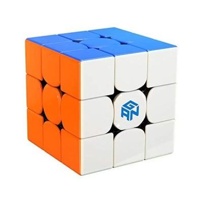 bokefenuo GAN356RS 3次元パズル3x3x3競争力のあるノンステッカーブレイントレイおもちゃ(GAN356RS)