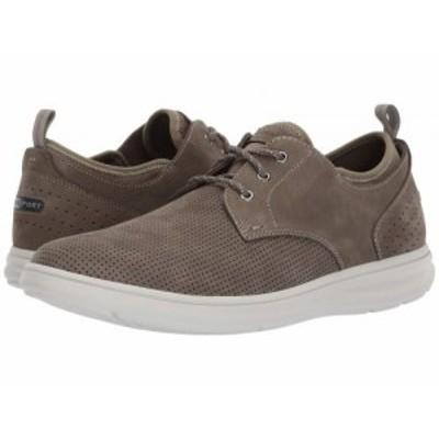 Rockport ロックポート メンズ 男性用 シューズ 靴 スニーカー 運動靴 Zaden Plain Toe Oxford Breen Perfed Nubuck【送料無料】