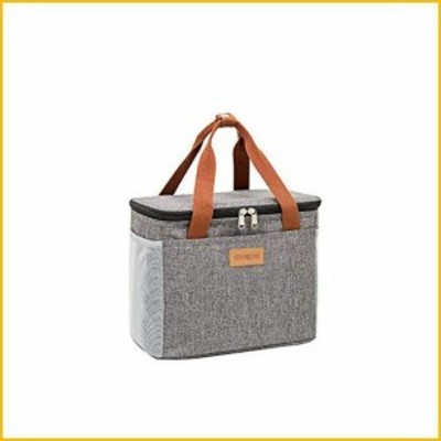 【☆送料無料☆新品・未使用品☆】XJAXY Insulated Lunch Bag Cooler Bag, Water-Resistant Leakproof Thermal Picnic Bag with Bott