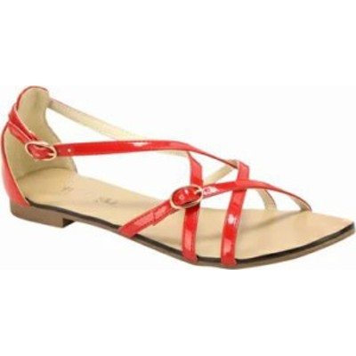 Ann Creek レディースサンダル Ann Creek Isla Sandal Red