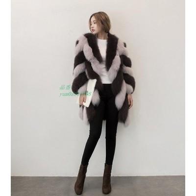 女性 防寒 毛皮コート おしゃれ 暖かい 冬物 ショートコート上着 通勤 オフィス アウター フェイクファー 人気 OL レディース ジャケット
