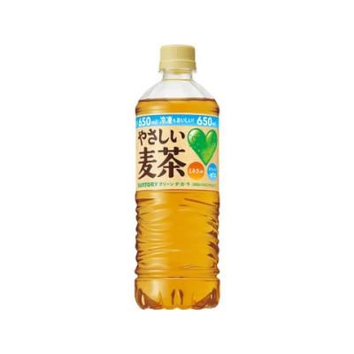 サントリー/GREEN DA・KA・RA やさしい麦茶 650ml