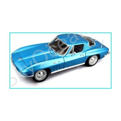Maisto Die Cast 1:18 Scale 1965 Chevrolet Corvette (Colors May Vary)【並行輸入品】