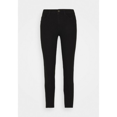 ピーシーズ プティ デニムパンツ レディース ボトムス PCPEGGY - Jeans Skinny Fit - black