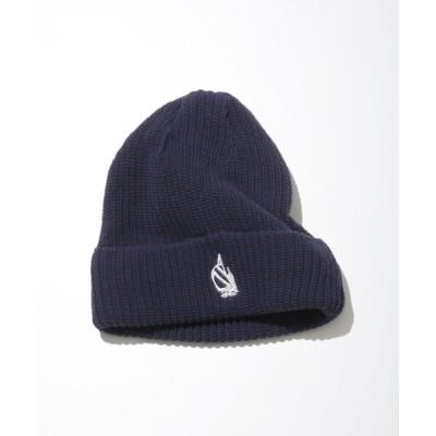 """FREAK'S STORE / NAUTICA/ノーティカ Cotton Knit Cap """"Yacht""""/コットンニットキャップ""""ヨット"""" MEN 帽子 > ニットキャップ/ビーニー"""