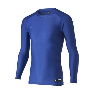 DESCENTE(デサント) STD-667 カラー:ROY サイズ:M マルクビナガソデパワーシャツ