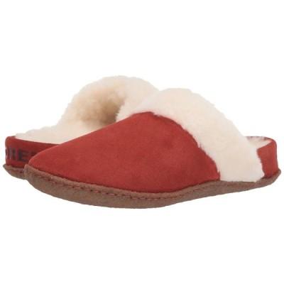 ソレル SOREL レディース スリッパ シューズ・靴 Nakiska Slide II Carnelian Red 2